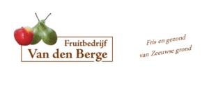 Fruitbedrijf Van den Berge_logo_Fris en gezond van Zeeuwse grond
