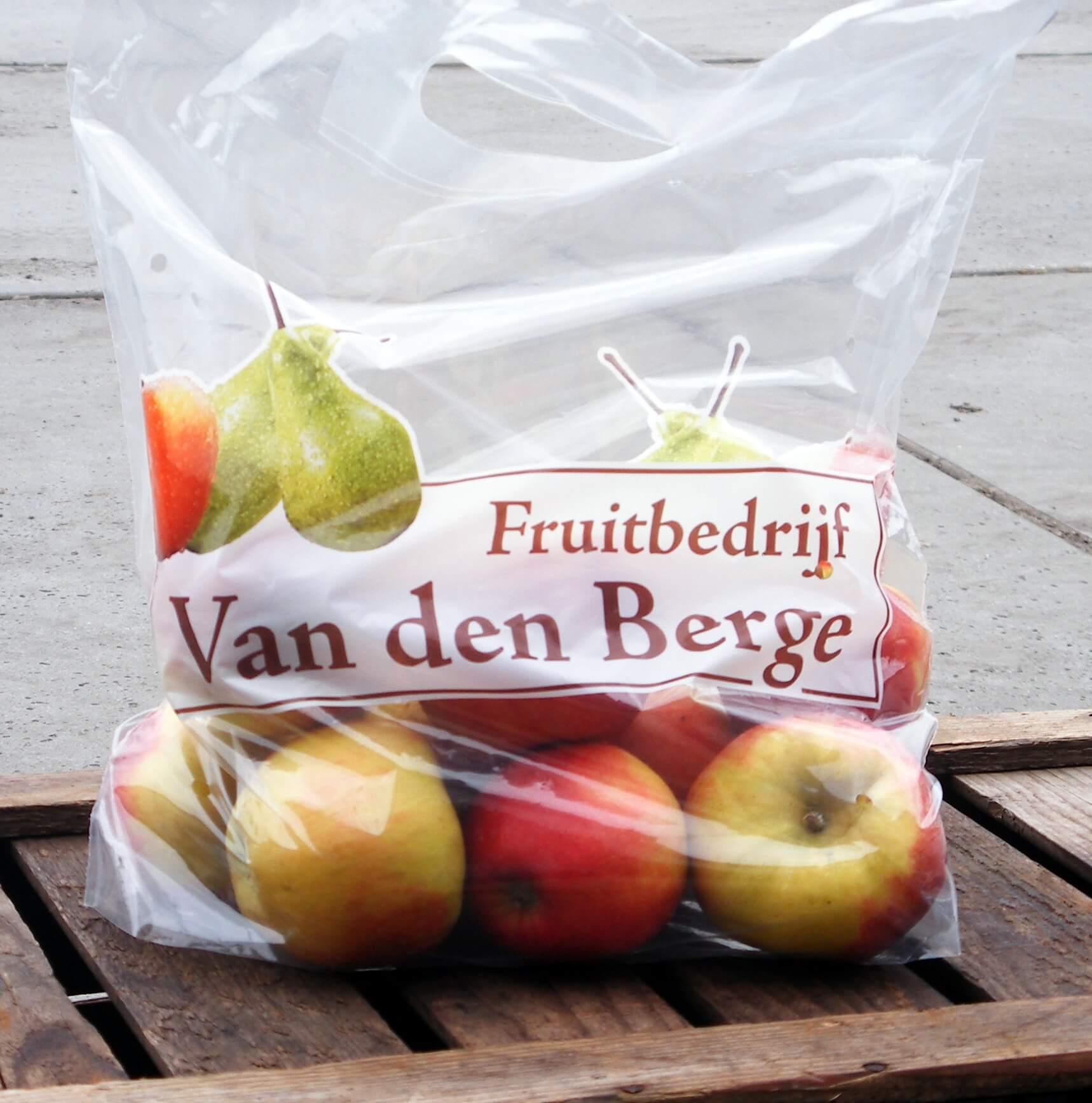 Fruitbedrijf Van den Berge_tasje Elstar