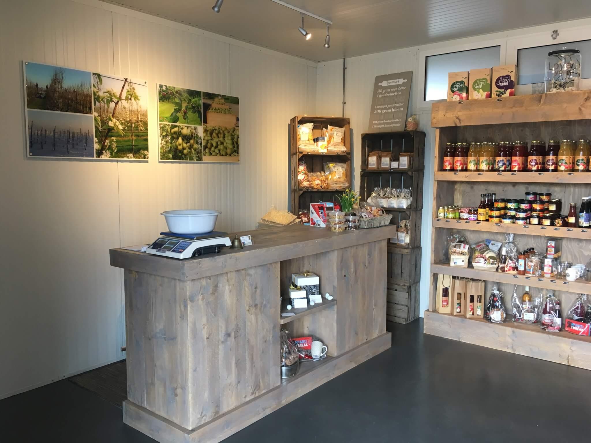 Fruitbedrijf Van den Berge_muurposters