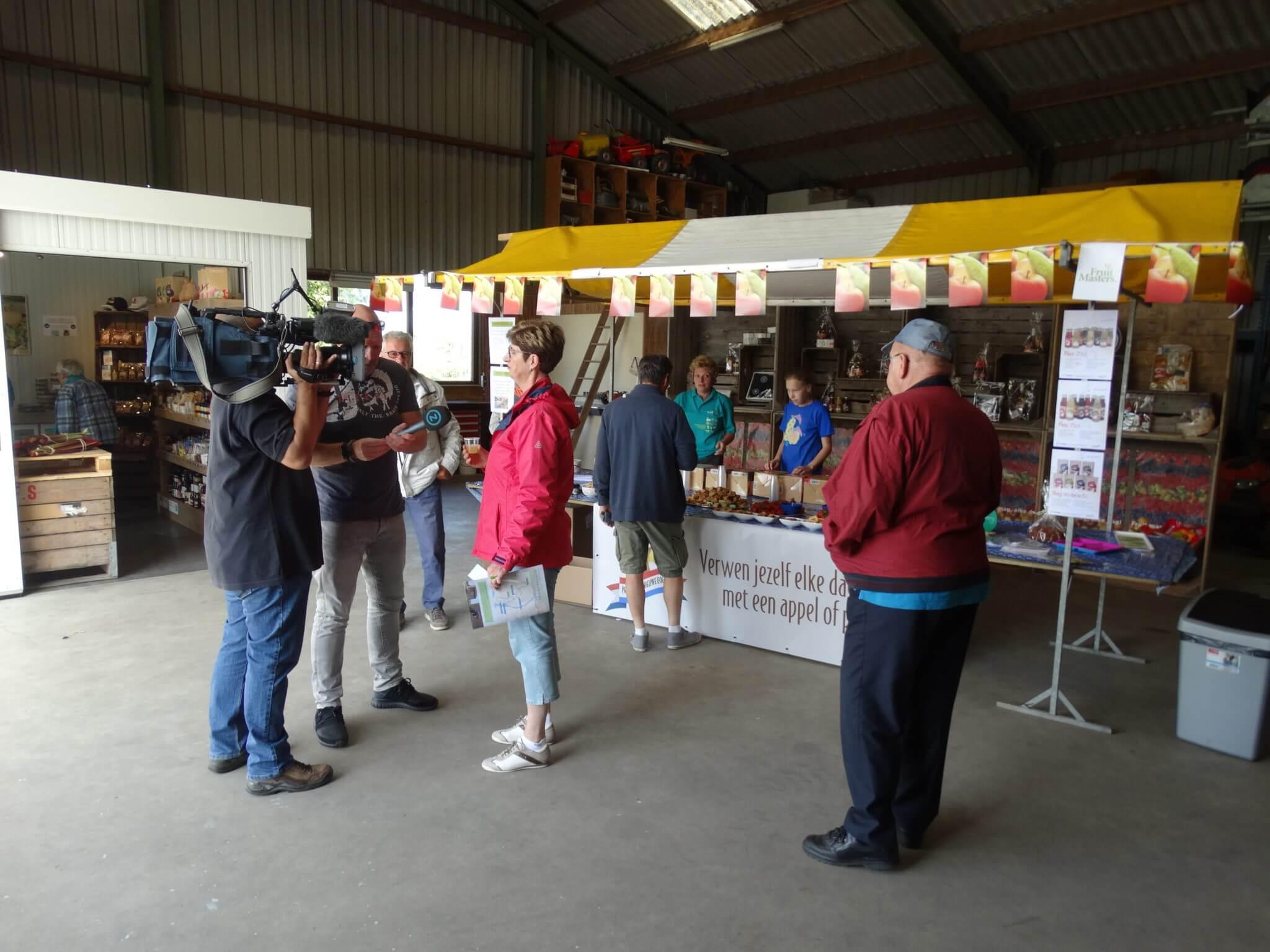 Fruitbedrijf Van den Berge_Buurten bij de Boer_Omroep Zeeland2