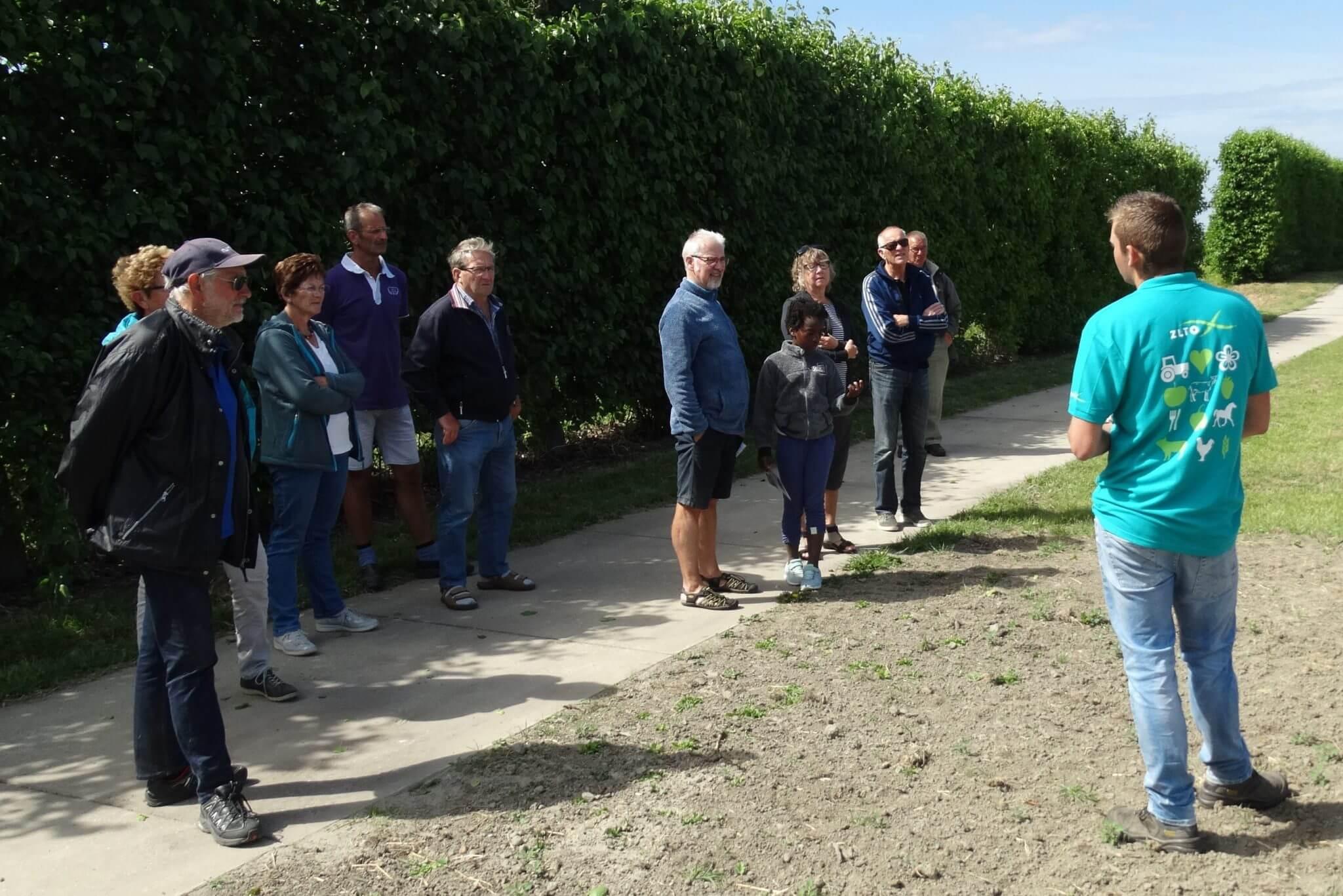 Fruitbedrijf Van den Berge_Buurten bij de Boer_rondleiding boomgaard2