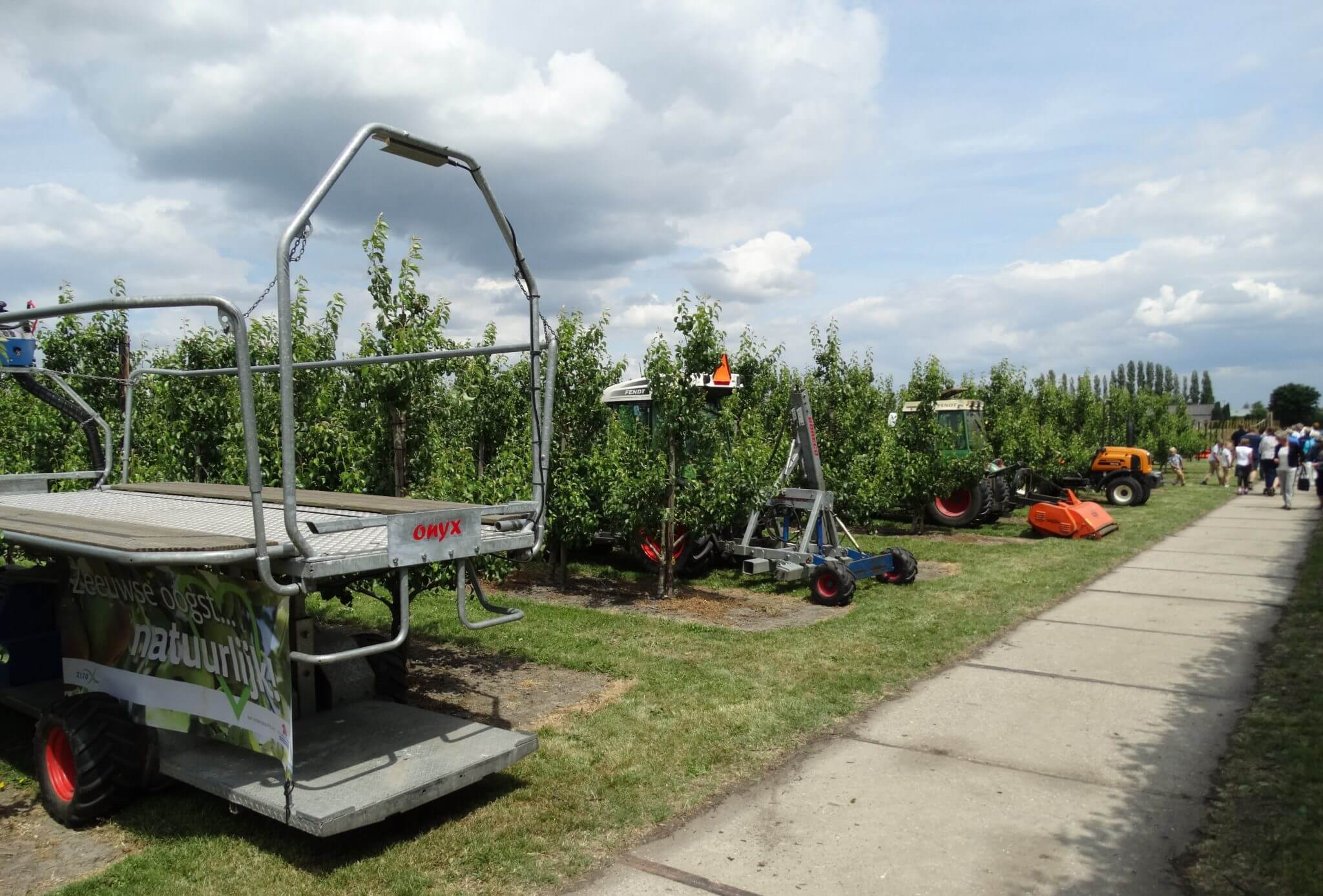 Fruitbedrijf Van den Berge_Buurten bij de Boer_rondleiding boomgaard5