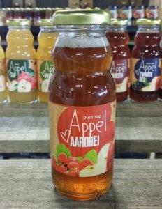 Fruitbedrijf Van den Berge-kleine sapjes