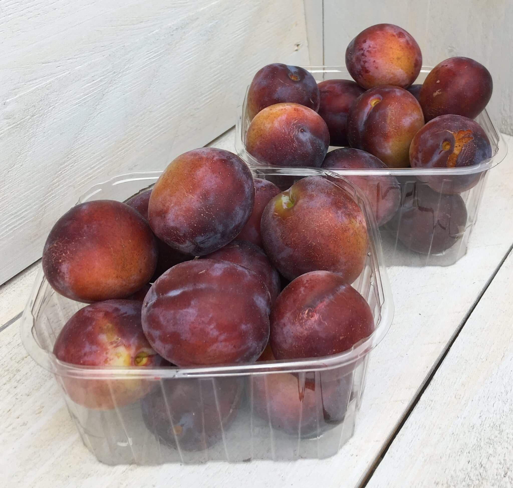 Fruitbedrijf Van den Berge: pruimen