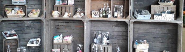 Fruitbedrijf Van den Berge cadeaupakketten Pasen 2018