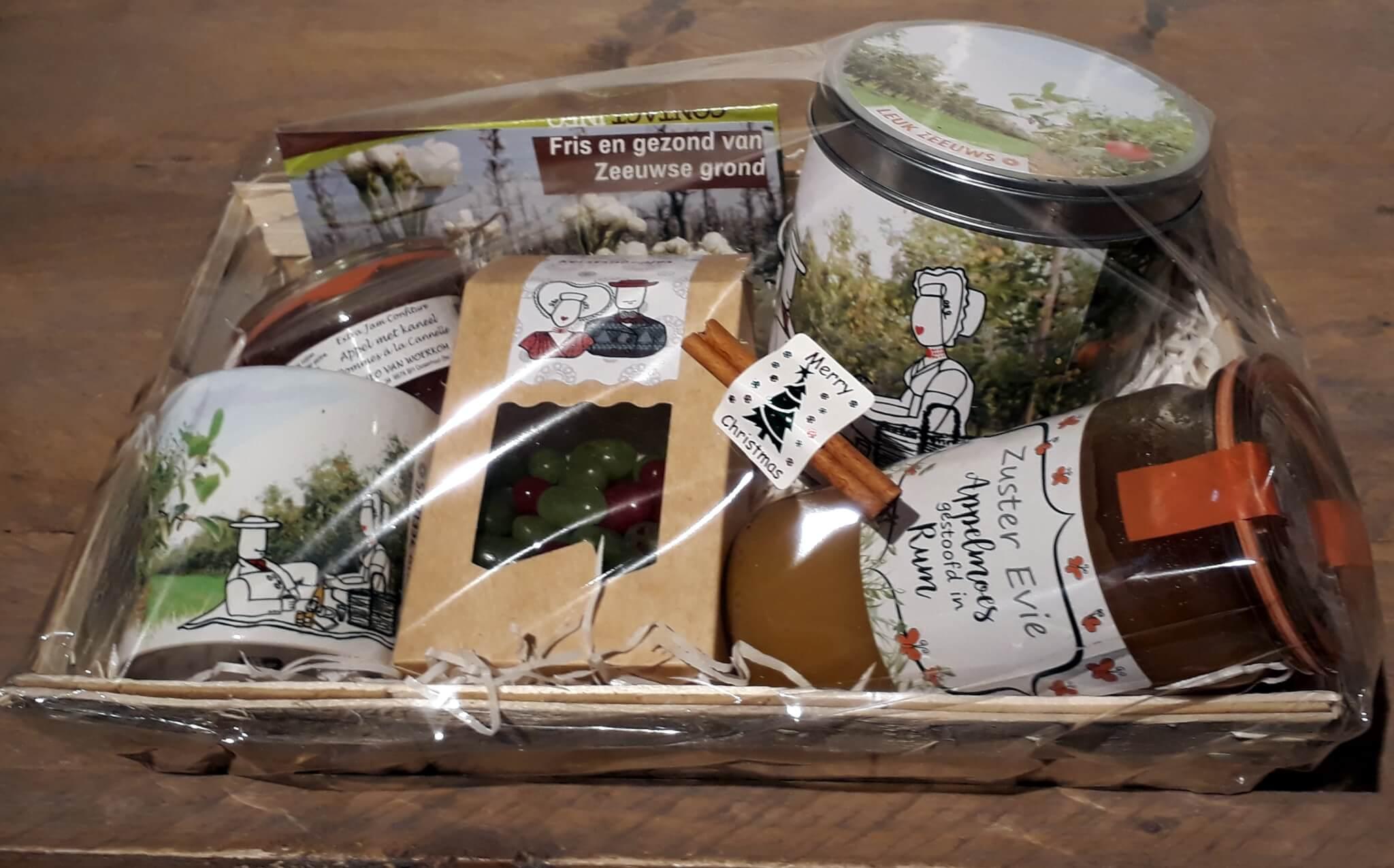 Fruitbedrijf van den Berge kerstpakketten 2018 06