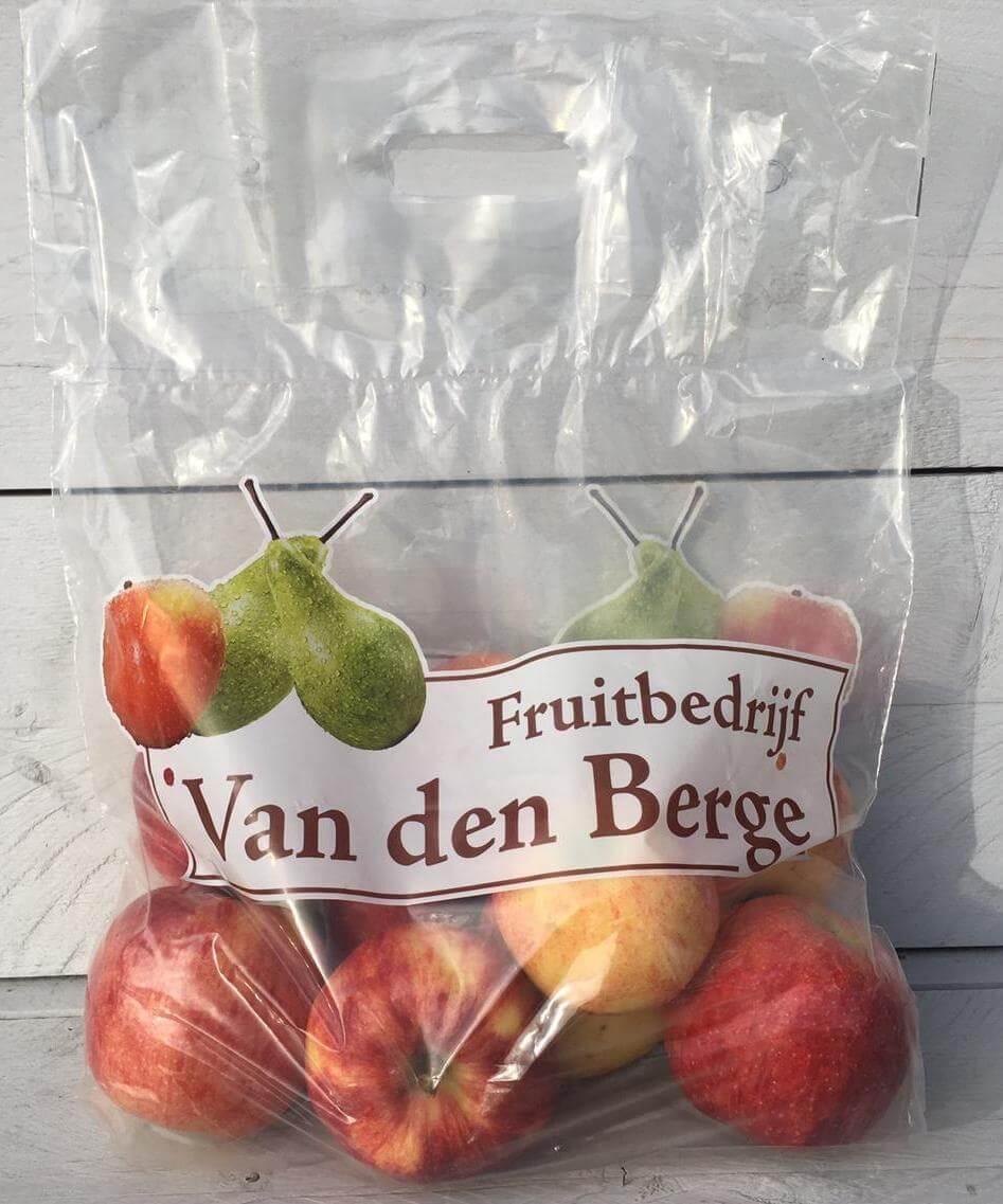Fruitbedrijf Van den Berge Jonagold tasje 2 kilo