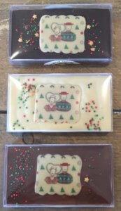 Fruitbedrijf Van den Berge Leuk Zeeuws kerst chocolade