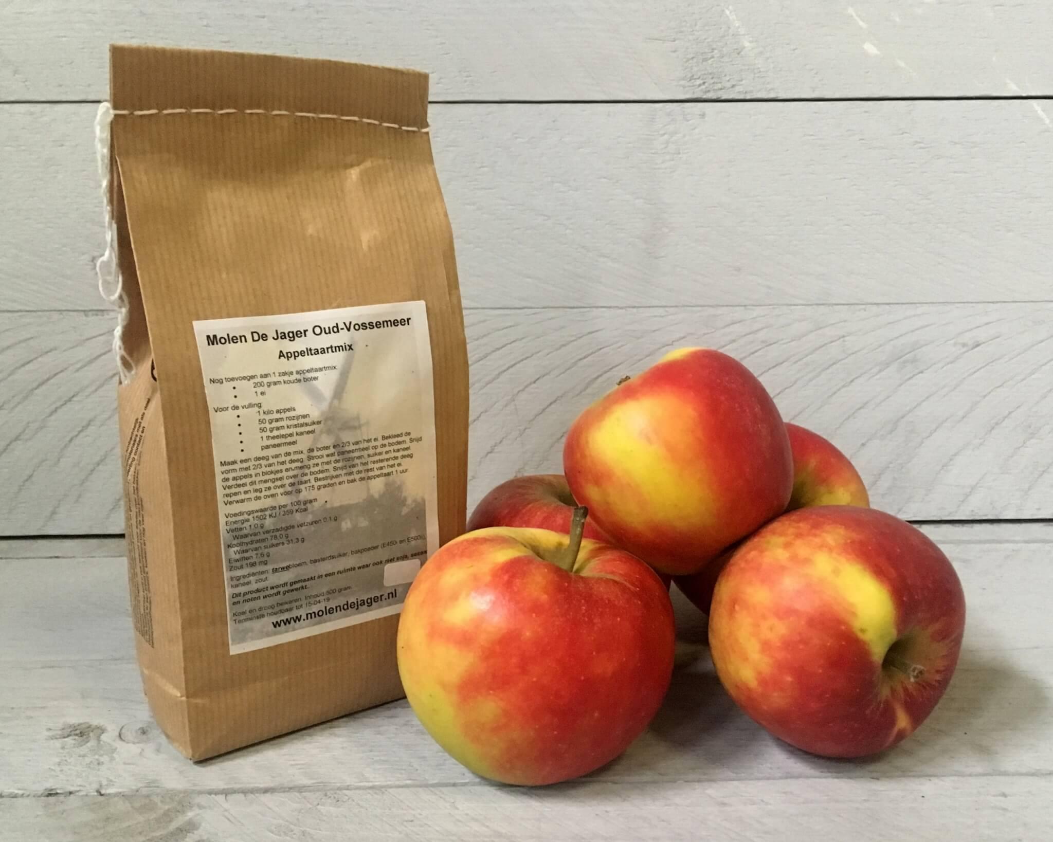 Fruitbedrijf Van den Berge: appeltaart-Elstar