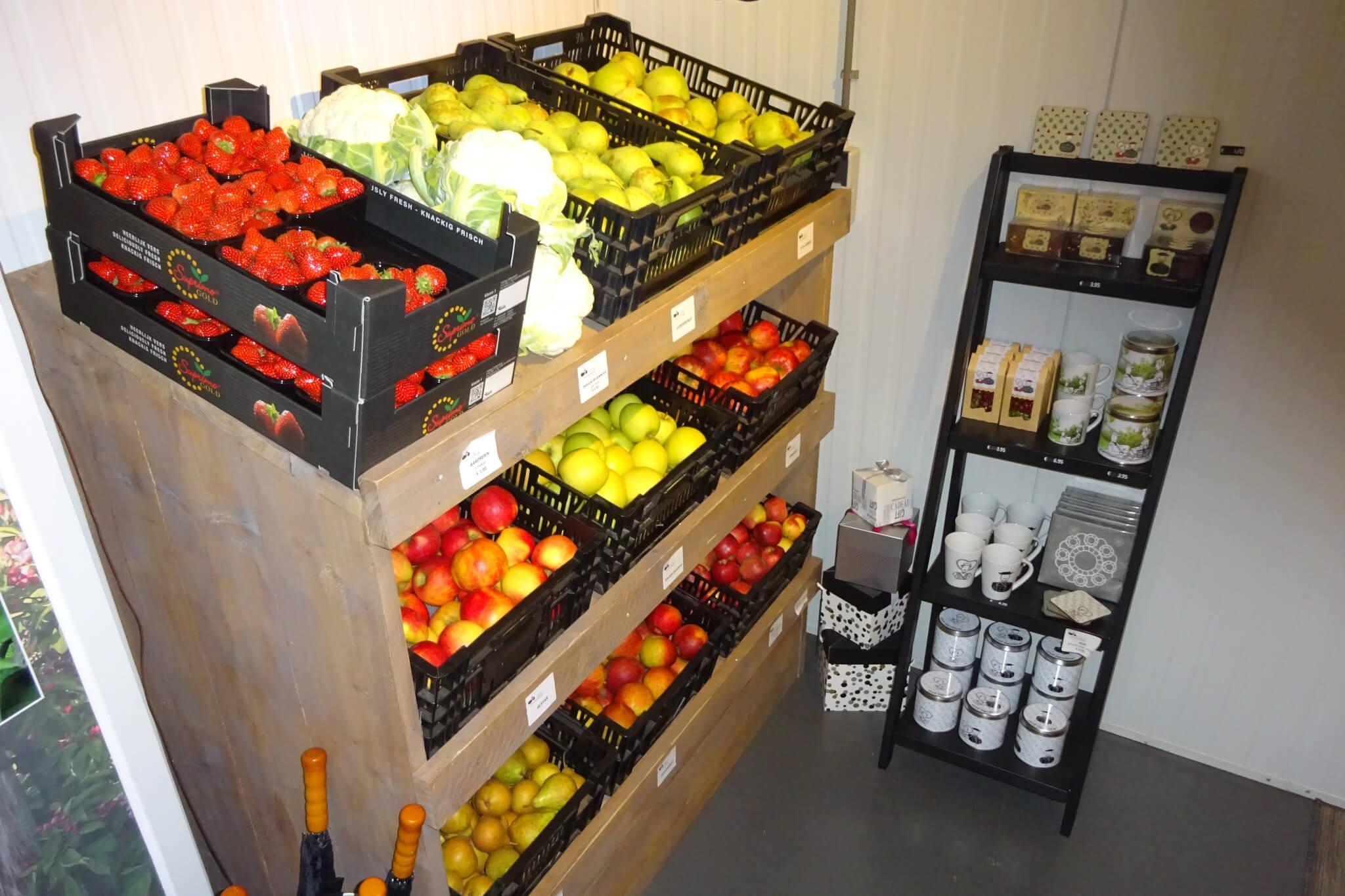 Fruitbedrijf Van den Berge: Fruithoek oktober 27102018