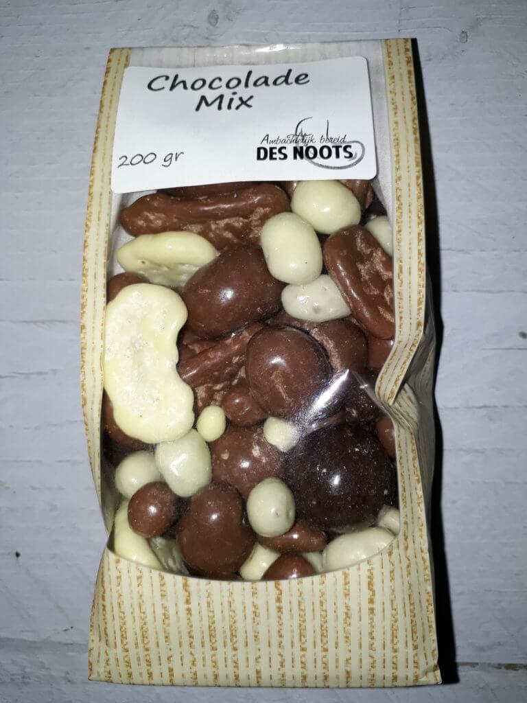 Fruitbedrijf Van den Berge: Chocolade Mix