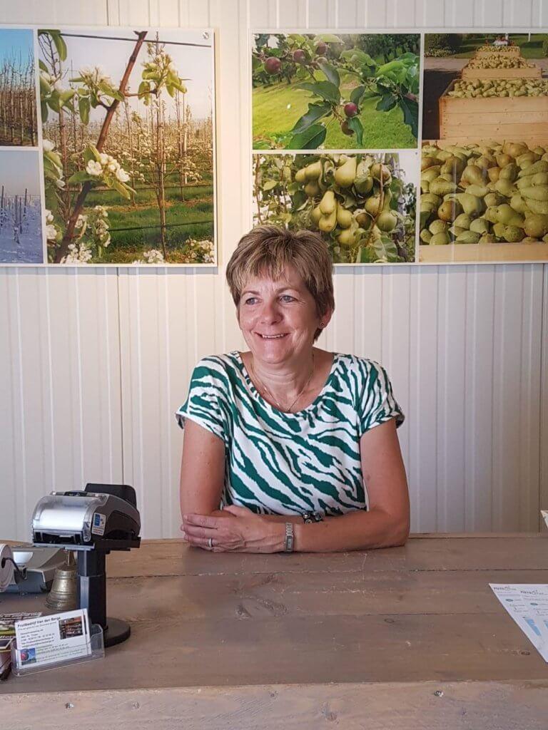 Fruitbedrijf Van den Berge Fruithoek Gerda