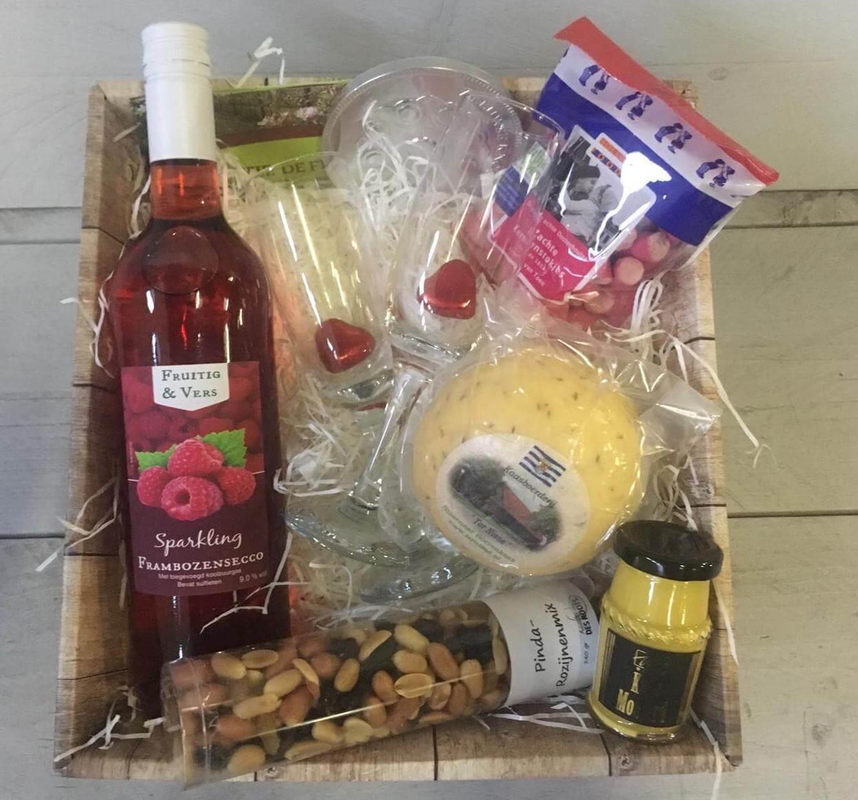 Fruitbedrijf Van den Berge: Jubileum-pakket