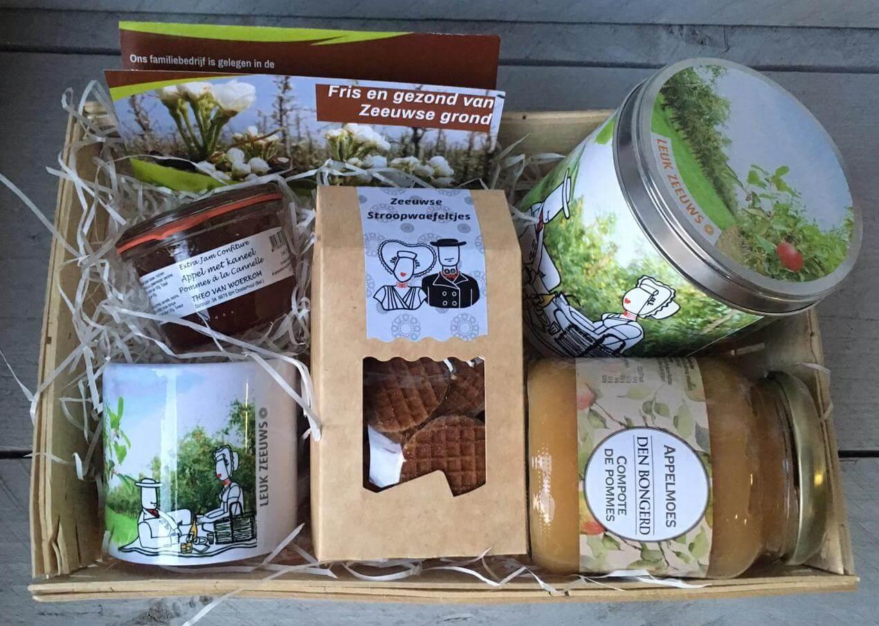 Fruitbedrijf Van den Berge: Landelijk pakket