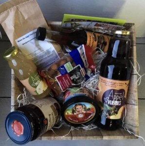 Fruitbedrijf Van den Berge: Pakket Pannenkoeken en meer
