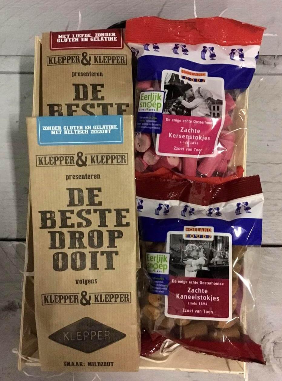 Fruitbedrijf Van den Berge: Pakketje Snoep