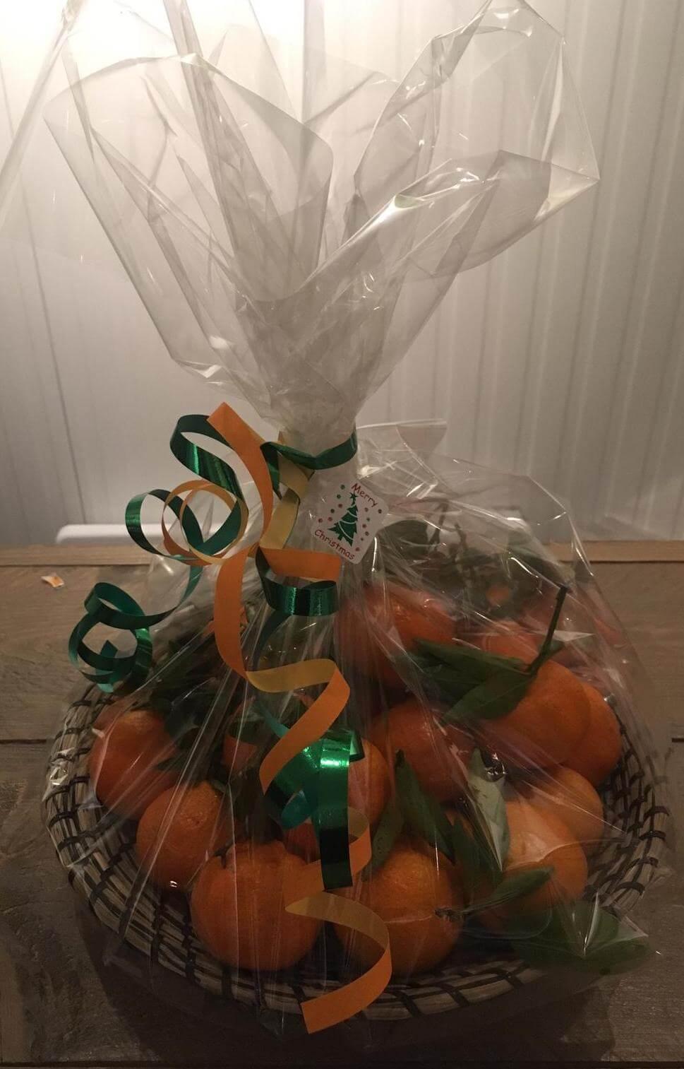 Fruitbedrijf Van den Berge mandarijnen