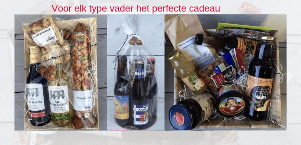 Fruitbedrijf Van den Berge: voor elk type vader het perfecte cadeau