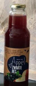 Fruitbedrijf Van den Berge: appel-zwarte bessensap