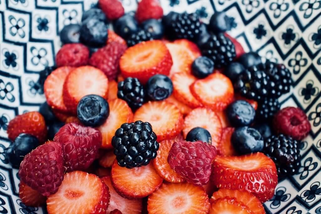 Fruitbedrijf Van den Berge: aardbeien bramen frambozen