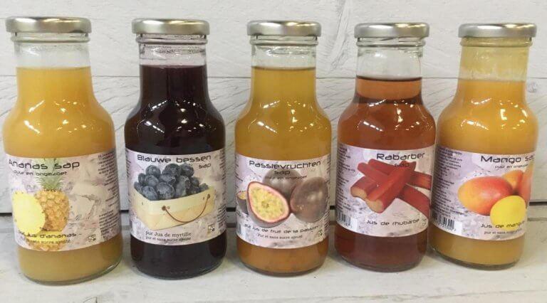 Fruitbedrijf Van den Berge: sapjes Dutch Cranberry Group