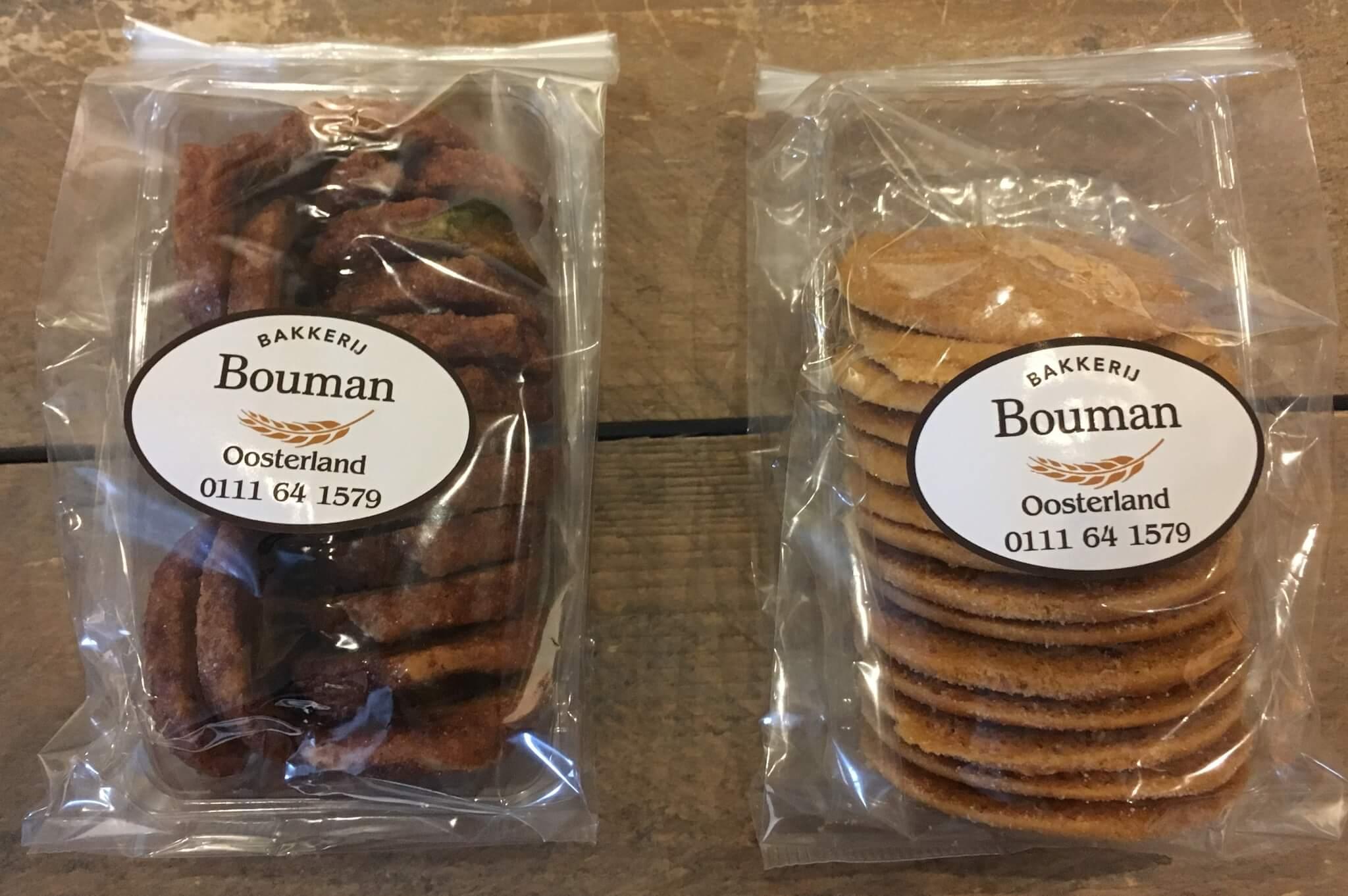 Fruitbedrijf Van den Berge: Zeeuwse koekjes