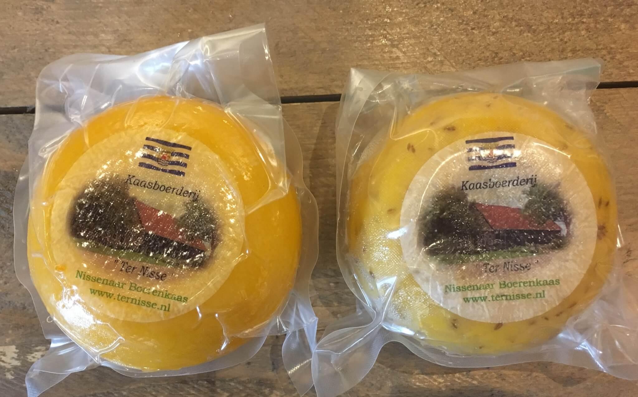 Fruitbedrijf Van den Berge: kaasbolletjes Ter Nisse