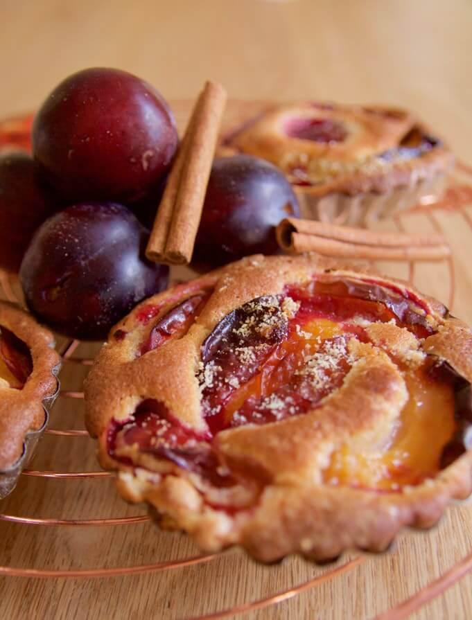 Fruitbedrijf Van den Berge: pruimentaart
