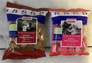 Fruitbedrijf Van den berge: kaneelstokjes en kersenstokjes