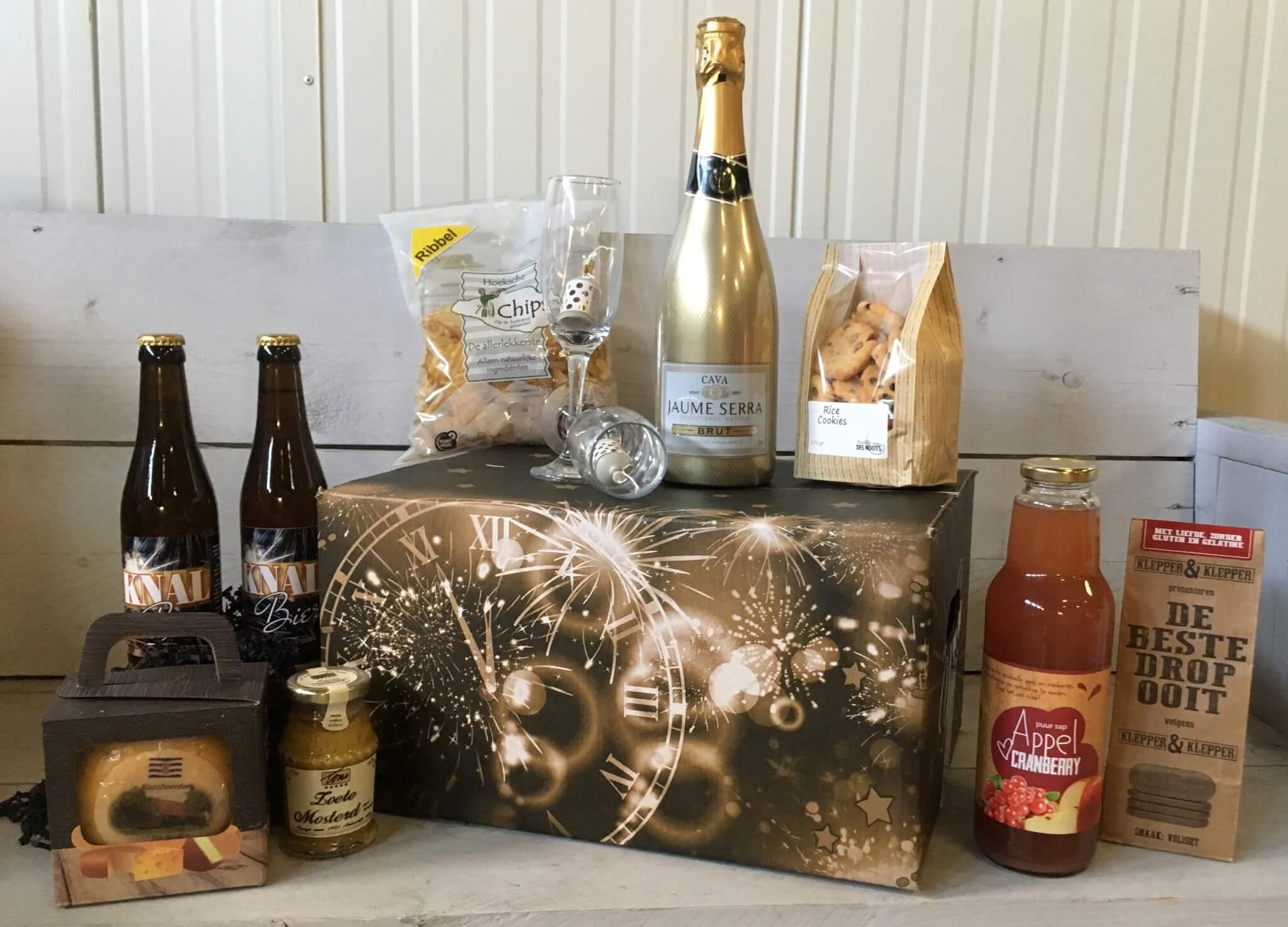 Fruitbedrijf Van den Berge: Pakket Aftellen naar 2020