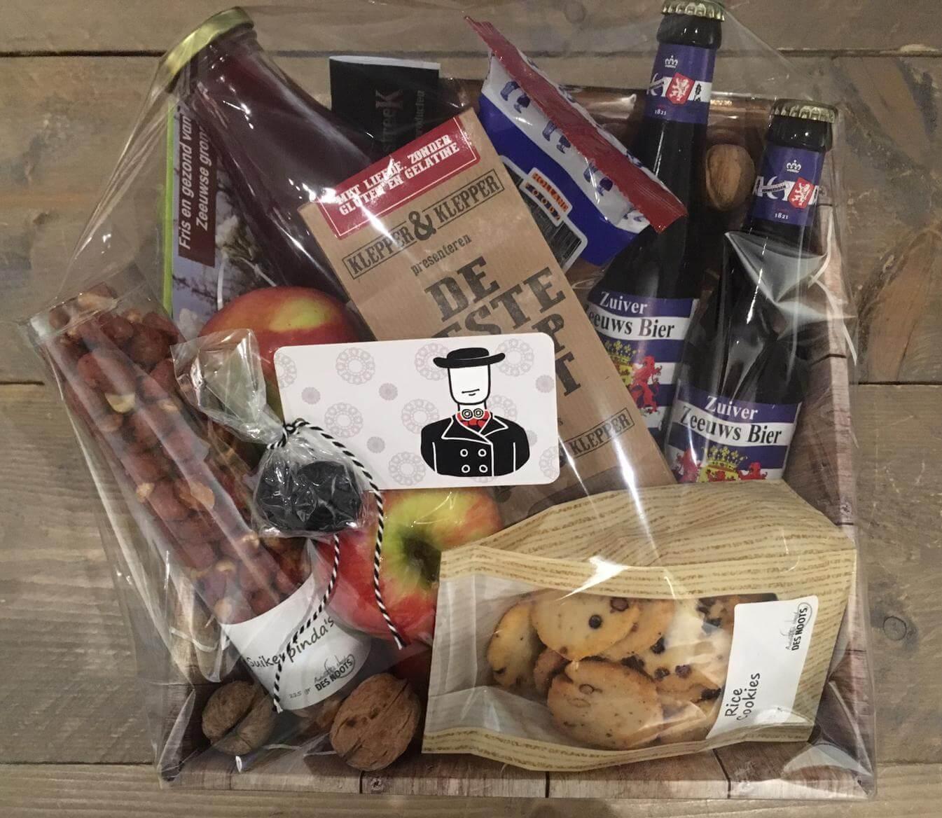 Fruitbedrijf Van den Berge cadeau voor man 1