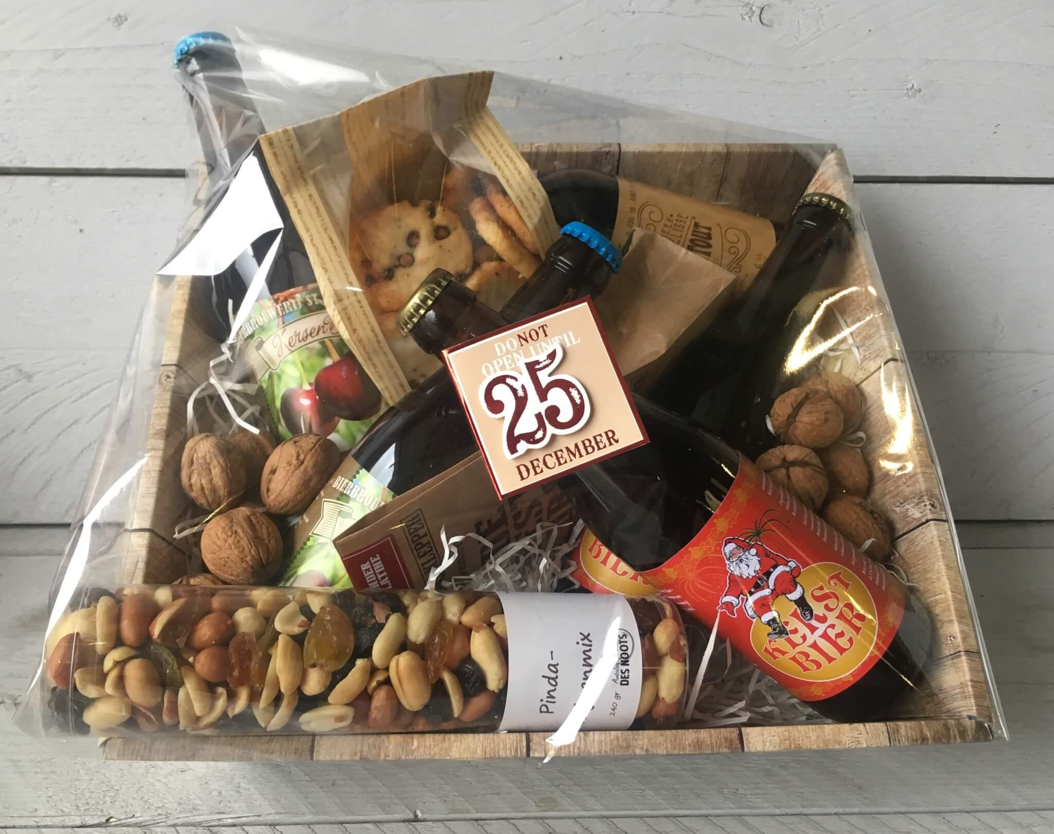 Fruitbedrijf Van den Berge kers(t)bierpakket