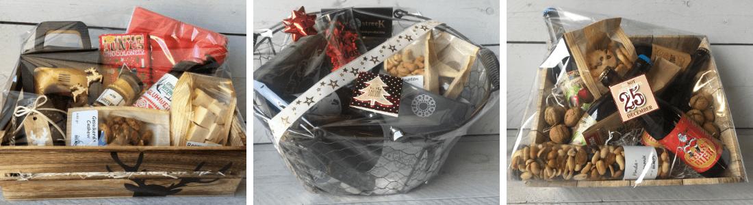 Fruitbedrijf Van den Berge kerstpakketten 2019 overzicht 1