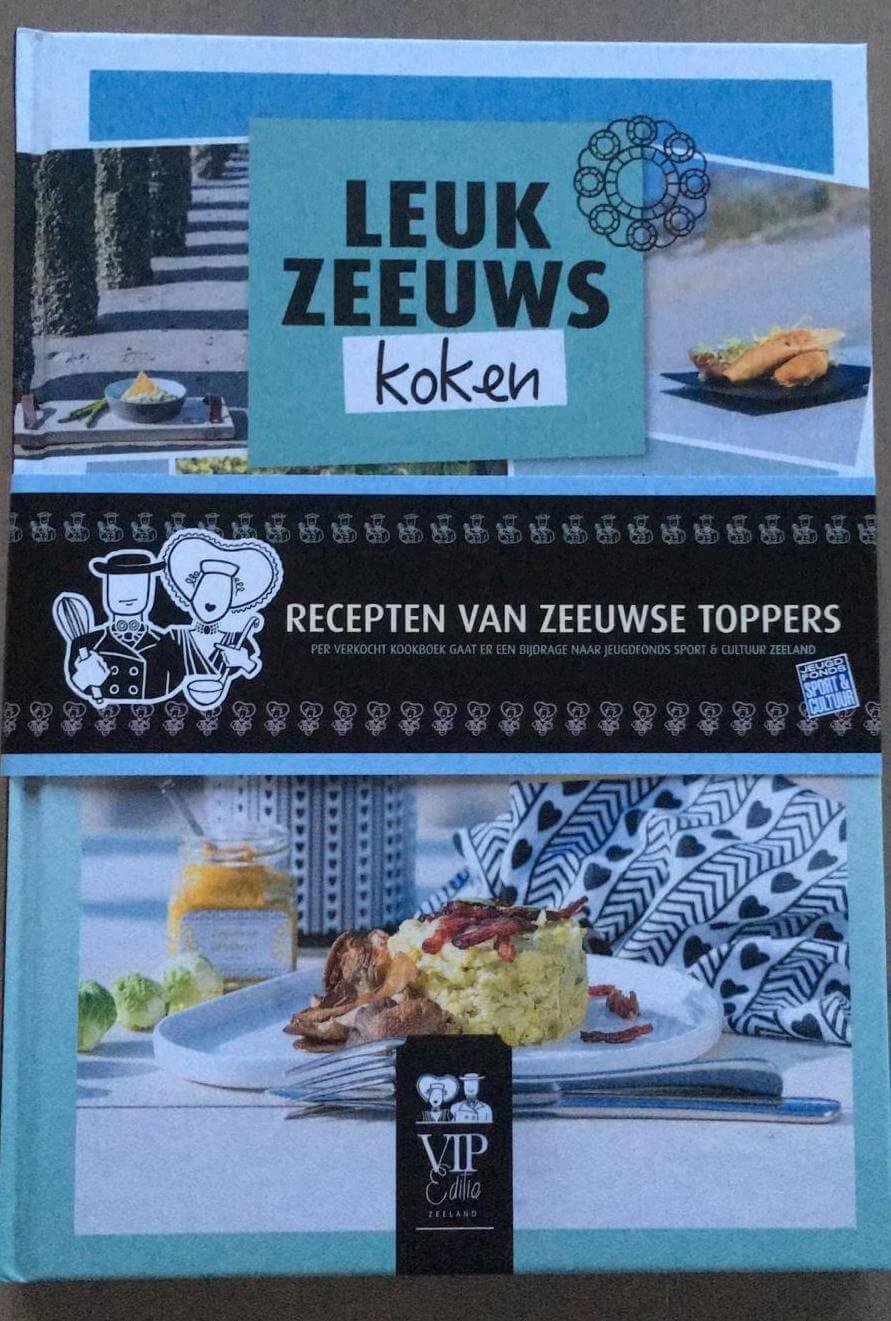 Fruitbedrijf Van den Berge Leuk Zeeuws kookboek