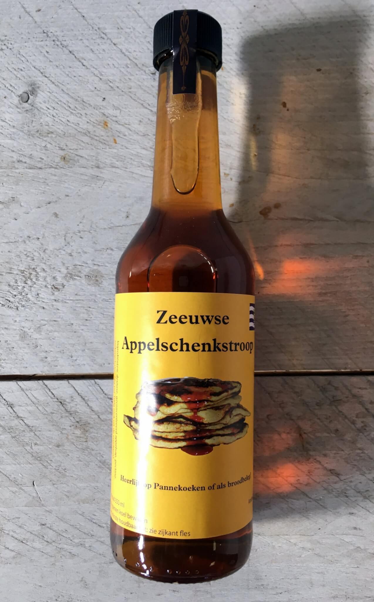 Fruitbedrijf Van den Berge: appelschenkstroop