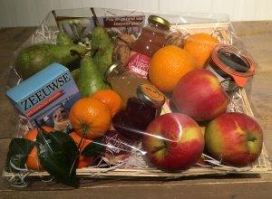 Fruitbedrijf Van den Berge: Cadeaupakket met fruit 25
