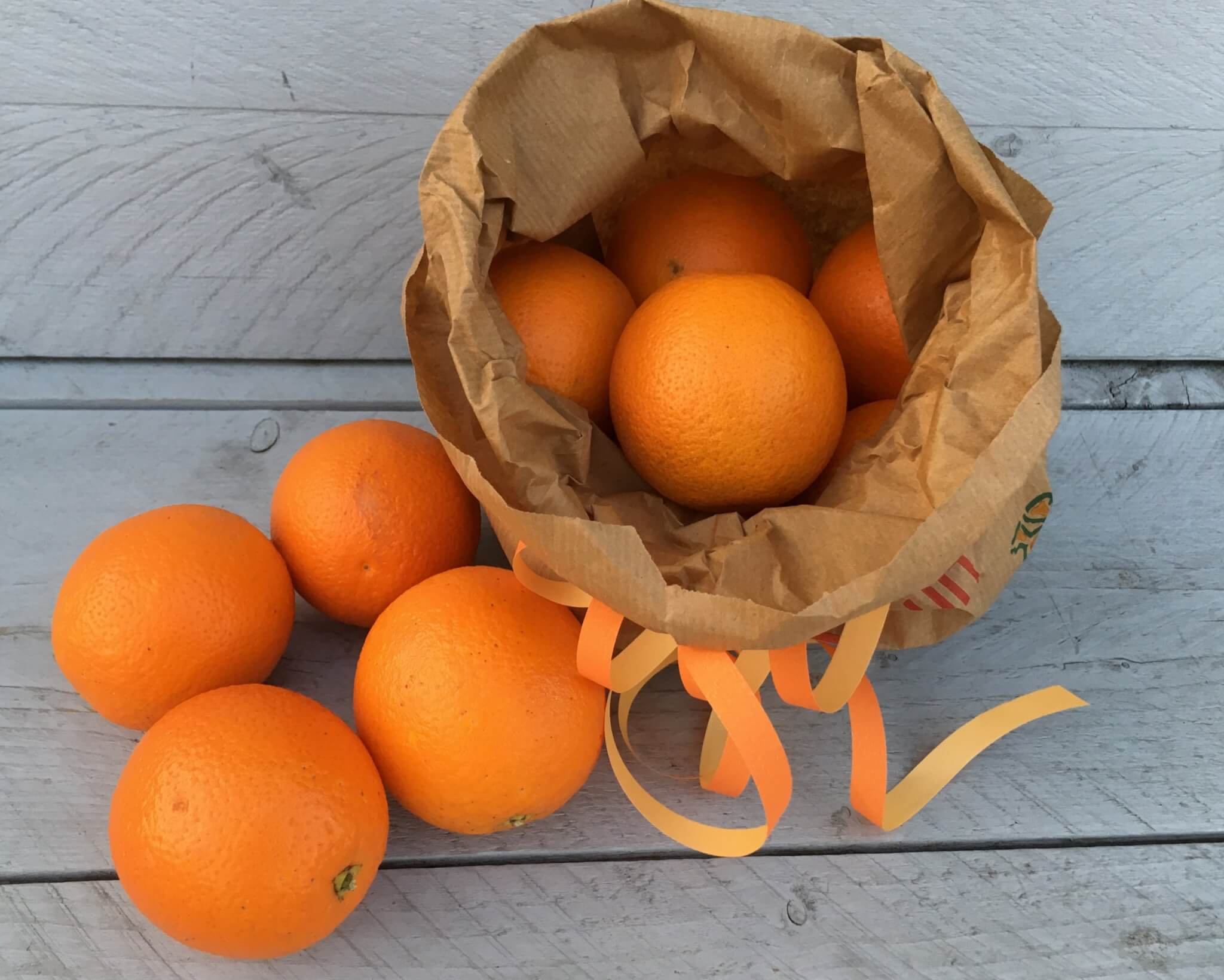 Fruitbedrijf Van den Berge: perssinaasappels