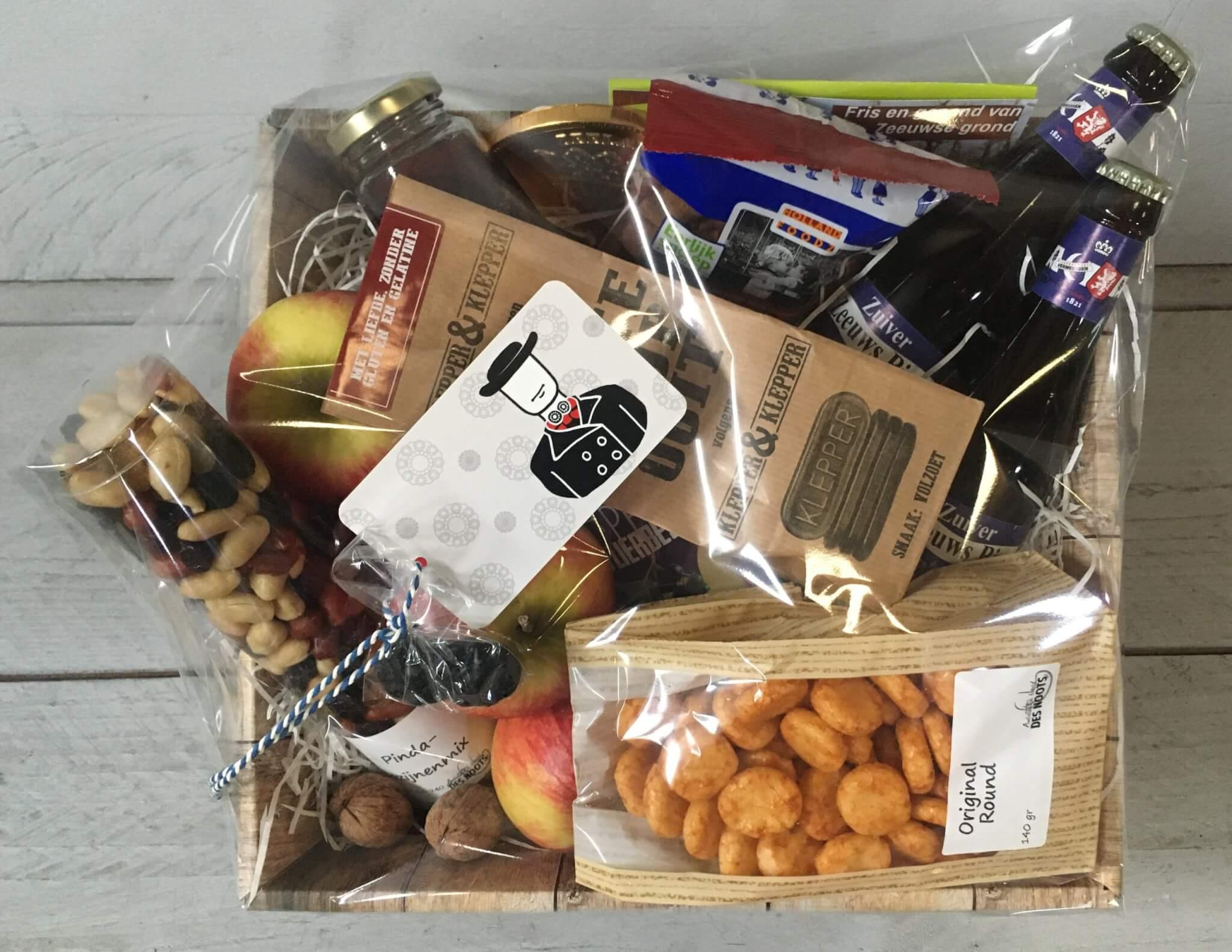 Fruitbedrijf Van den Berge: cadeau voor man 1A