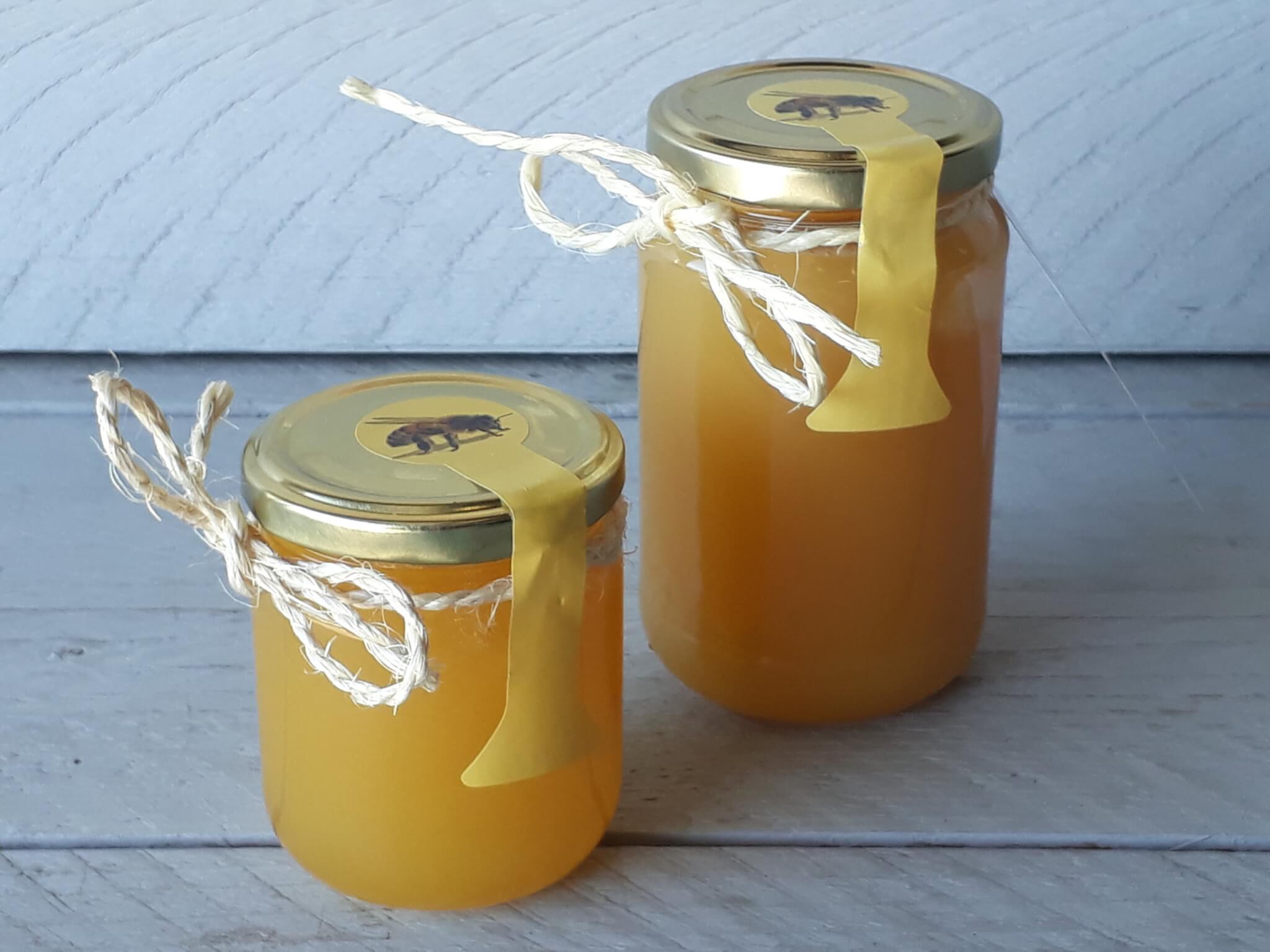 Fruitbedrijf Van den Berge: Zeeuwse honing