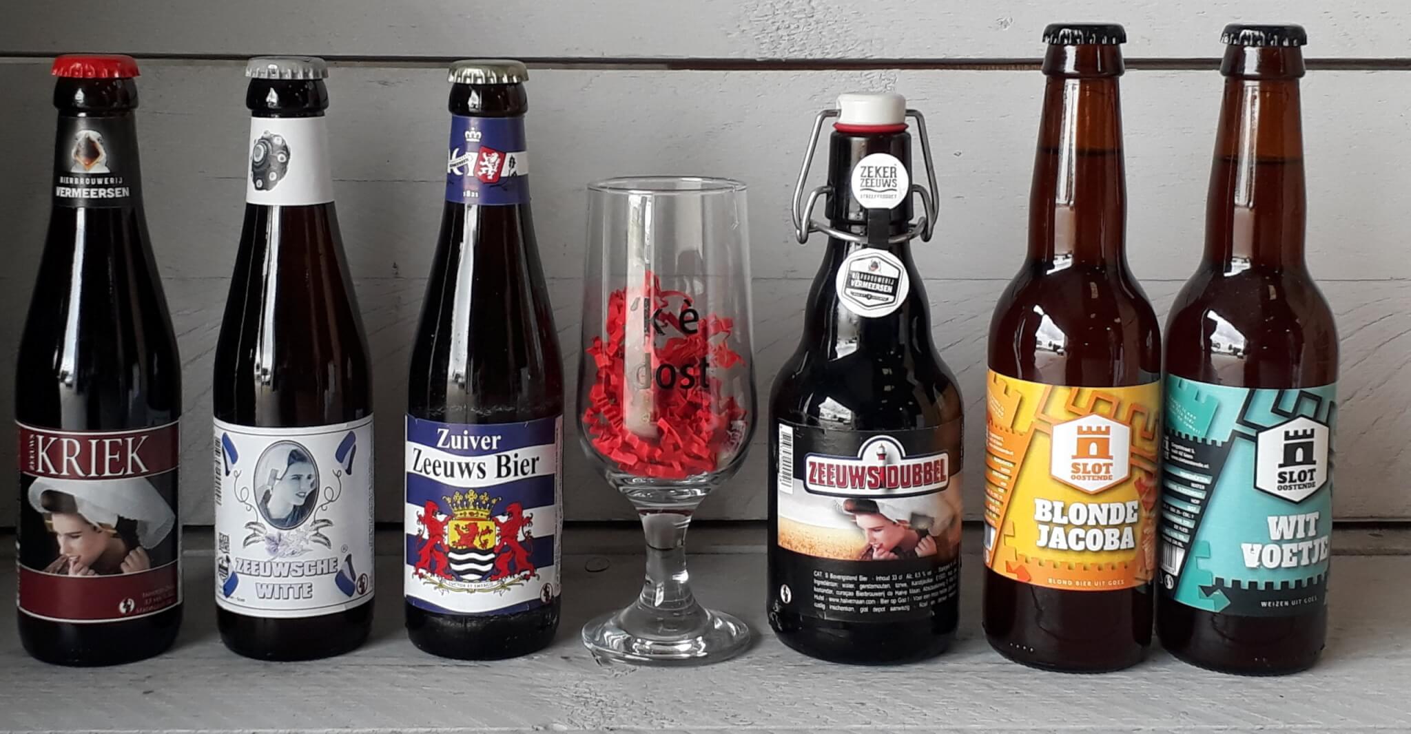 Fruitbedrijf Van den Berge Zeeuws speciaal bier 1