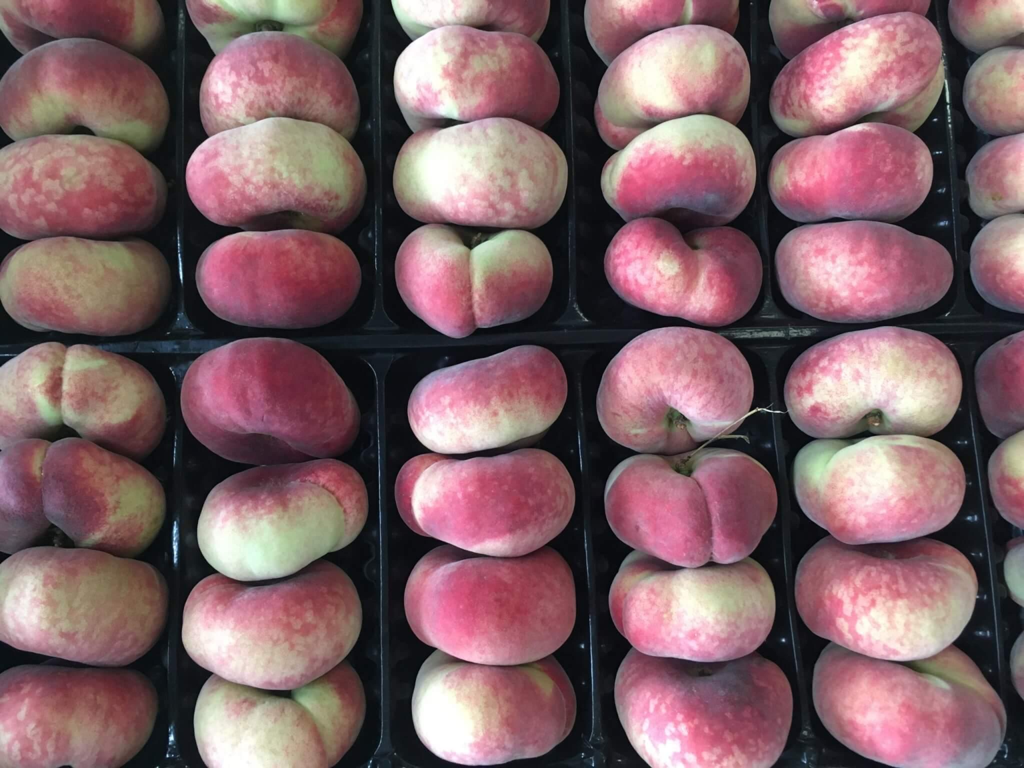 Fruitbedrijf Van den Berge perzik