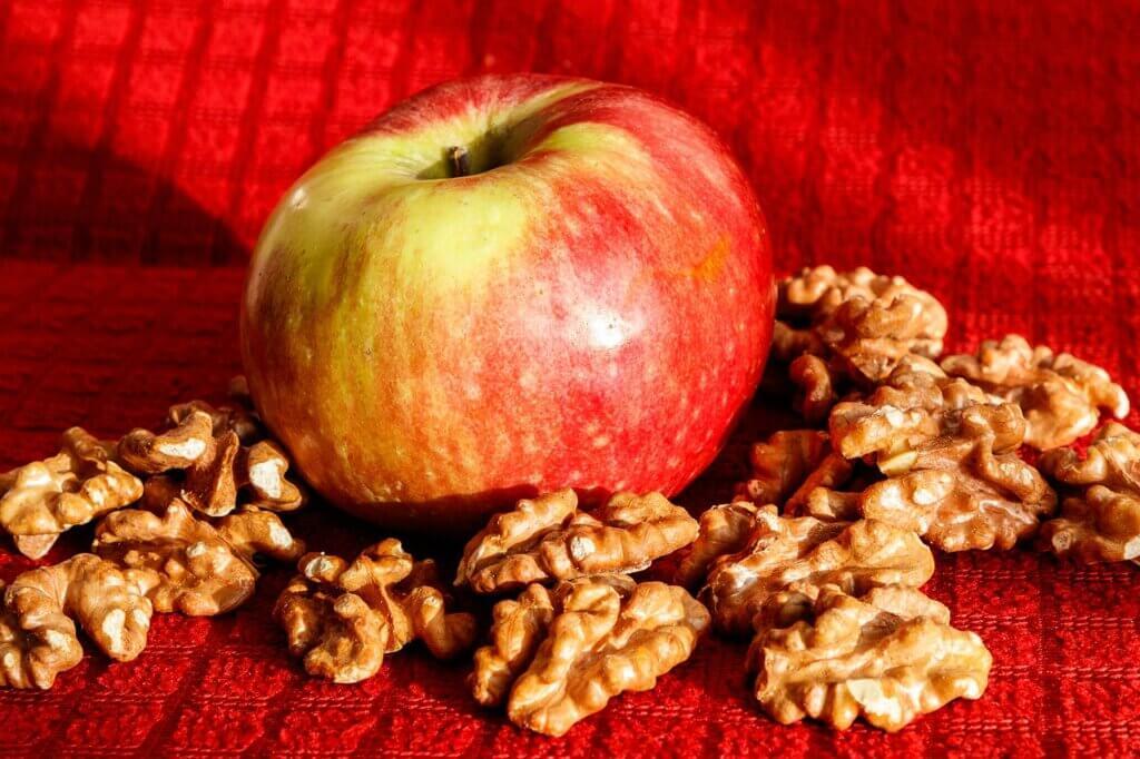 Fruitbedrijf Van den Berge: tongfilet met appel-selderijsalade