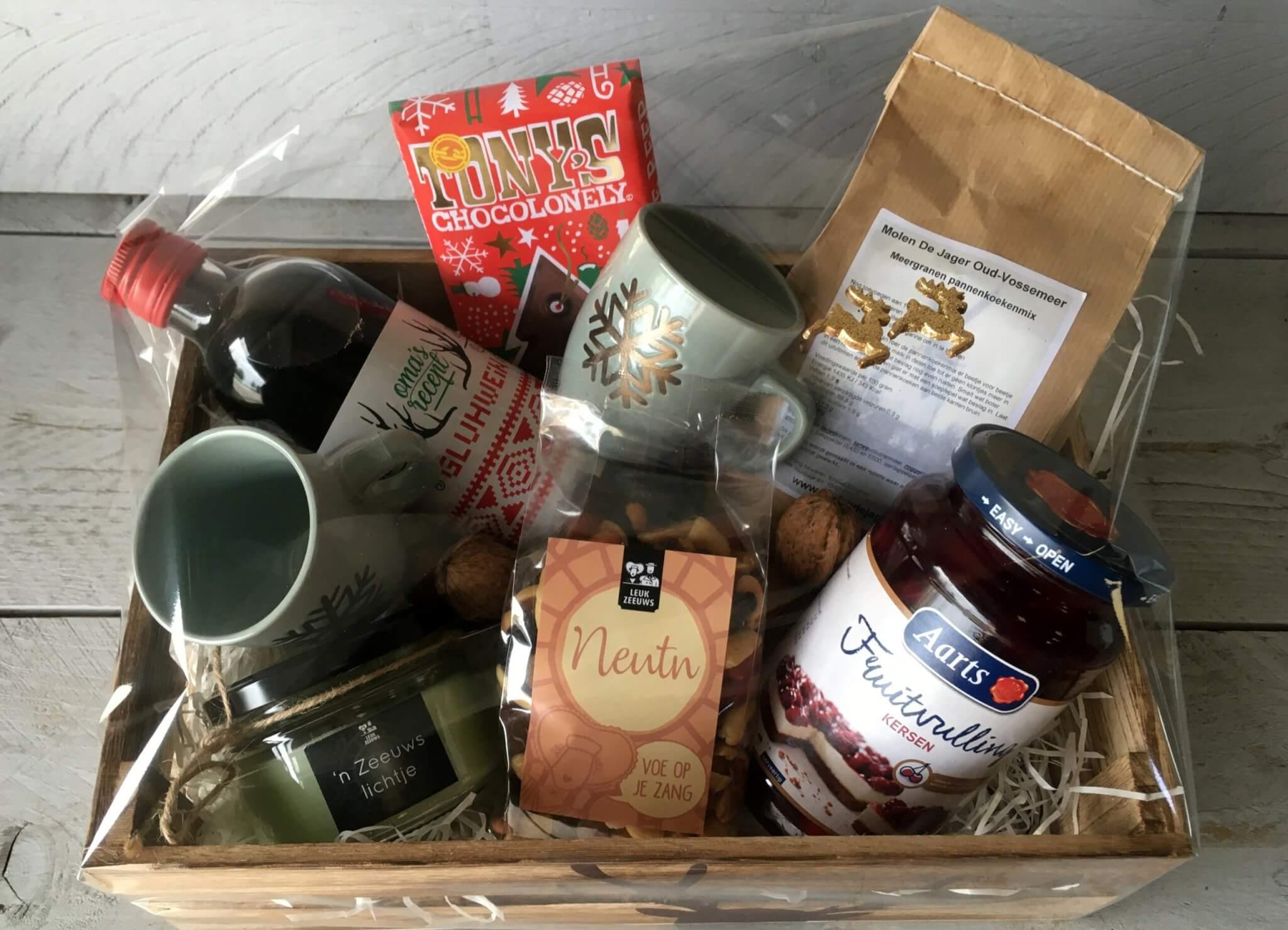 Fruitbedrijf Van den Berge: Kerstpakketten 2020 Sfeervol