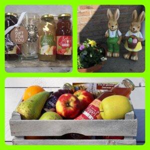 Fruitbedrijf Van den Berge-collage Pasen